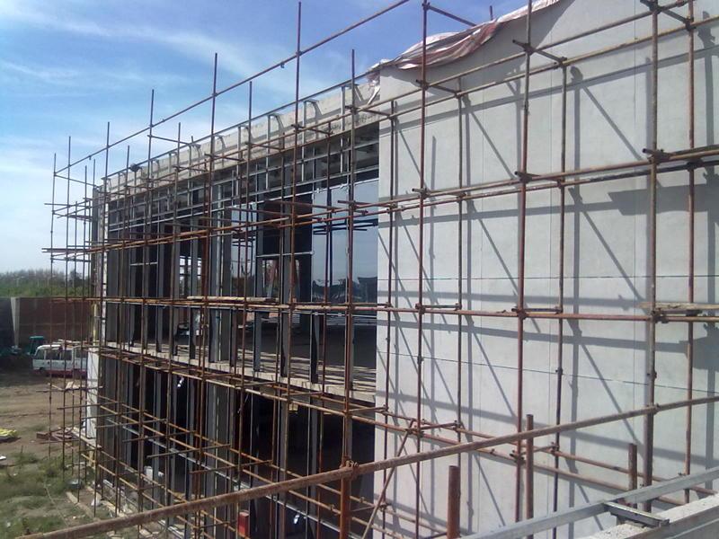 高铁外墙纤维水泥压力板