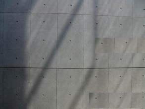 纤维水泥板钻孔效果