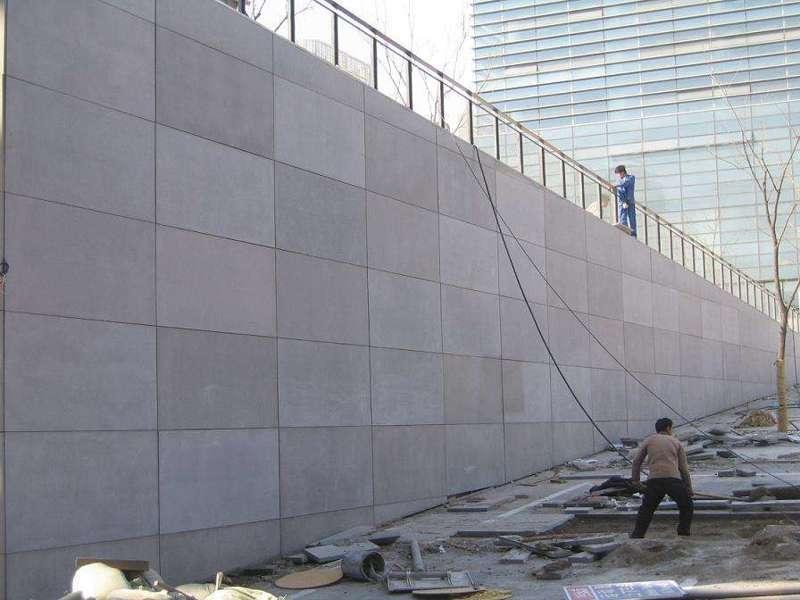 纤维水泥板外墙干挂注意事项