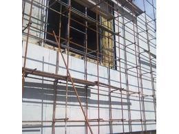 青海西寧纖維水泥外墻掛板項目