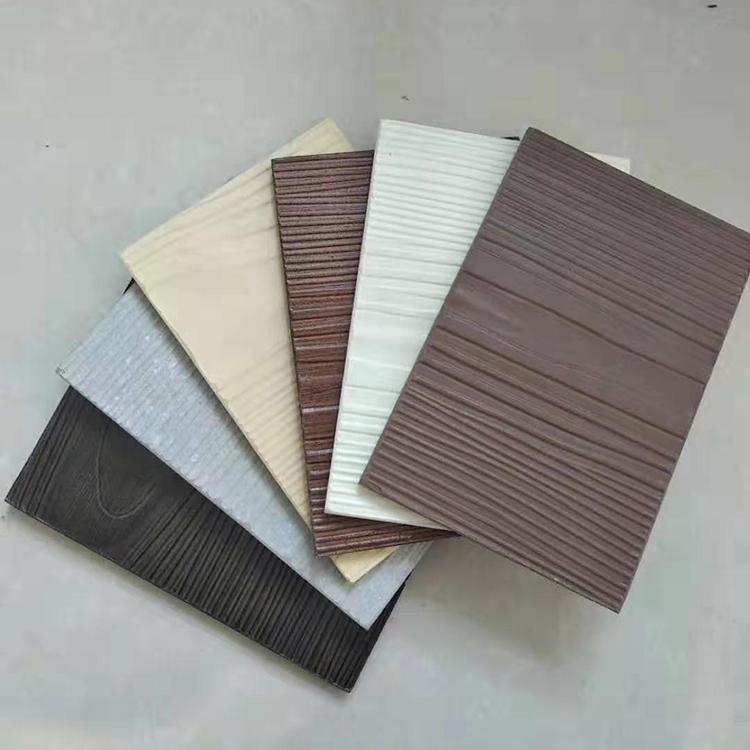 四川纤维水泥木纹板厂家促销