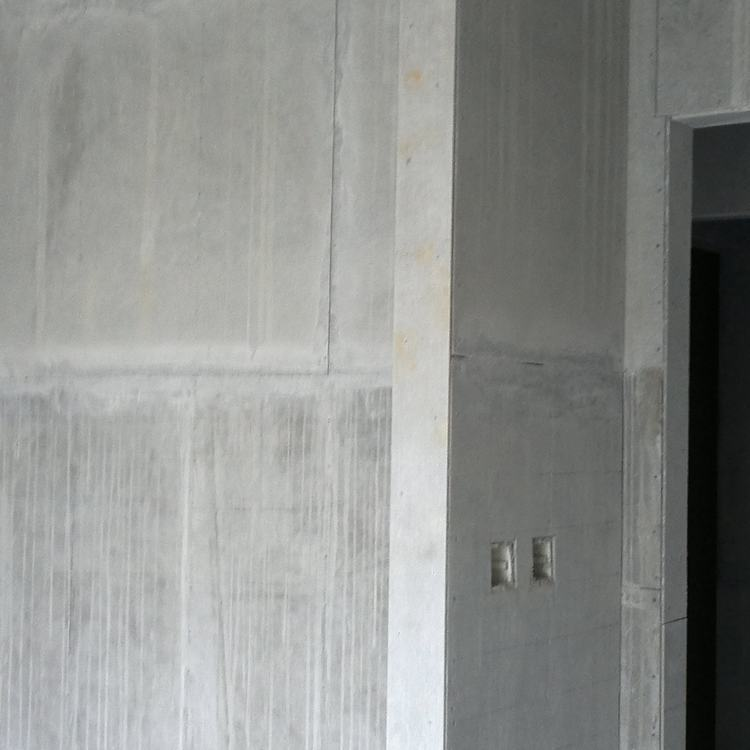 水泥压力板隔墙施工工艺