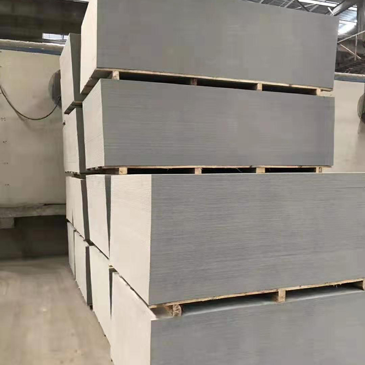 无石棉纤维水泥压力板