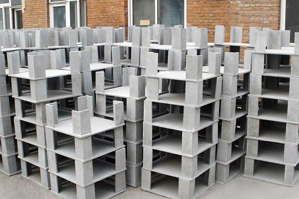 水泥架空隔热板施工方法