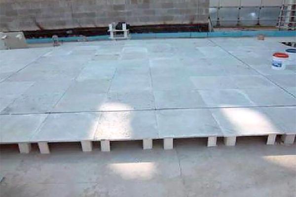 水泥架空隔热板