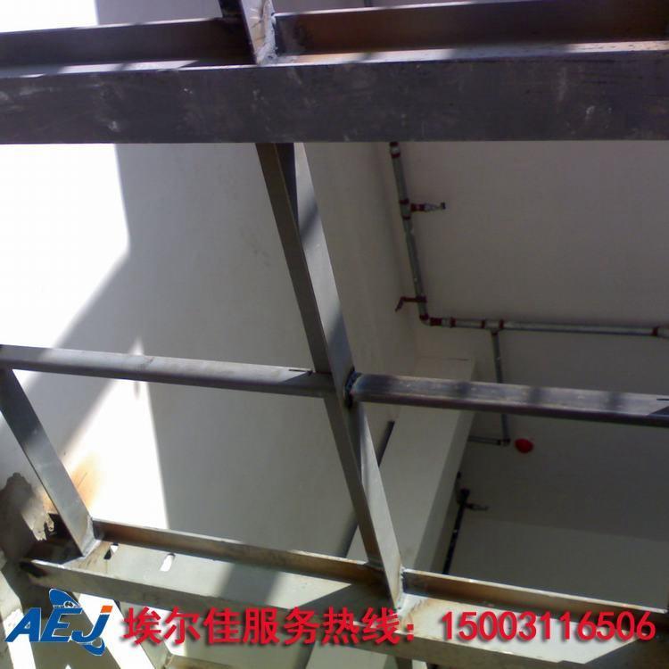 LOFT夹层楼板的安装