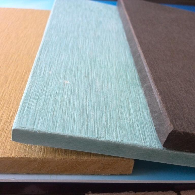 通體一色纖維水泥板